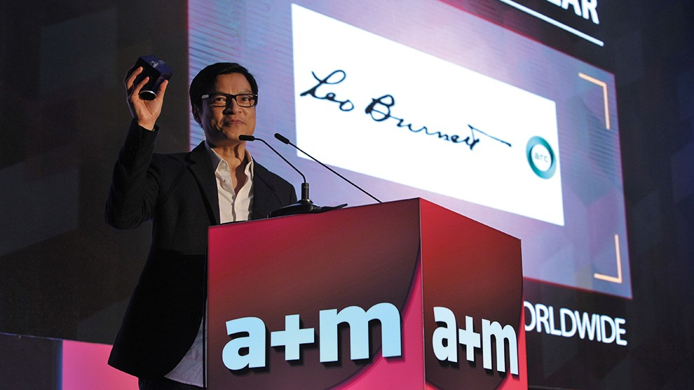 Leo Burnett Group Malaysia Crowned Overall Agency of the Year 2015