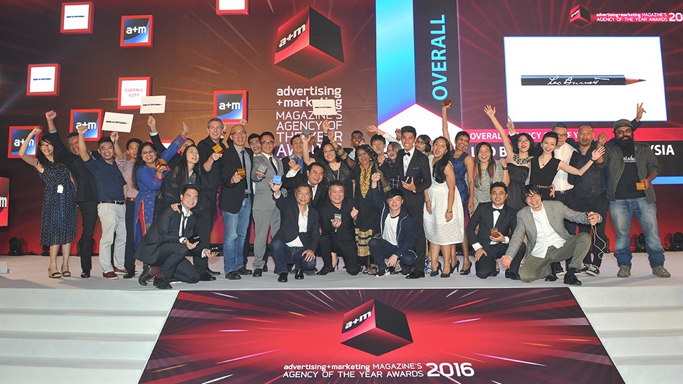 Leo Burnett Group Malaysia Crowned Overall Agency of the Year