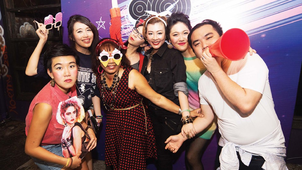 Leo Burnett Group Malaysia Turns On The Funk At Its 80th Bash