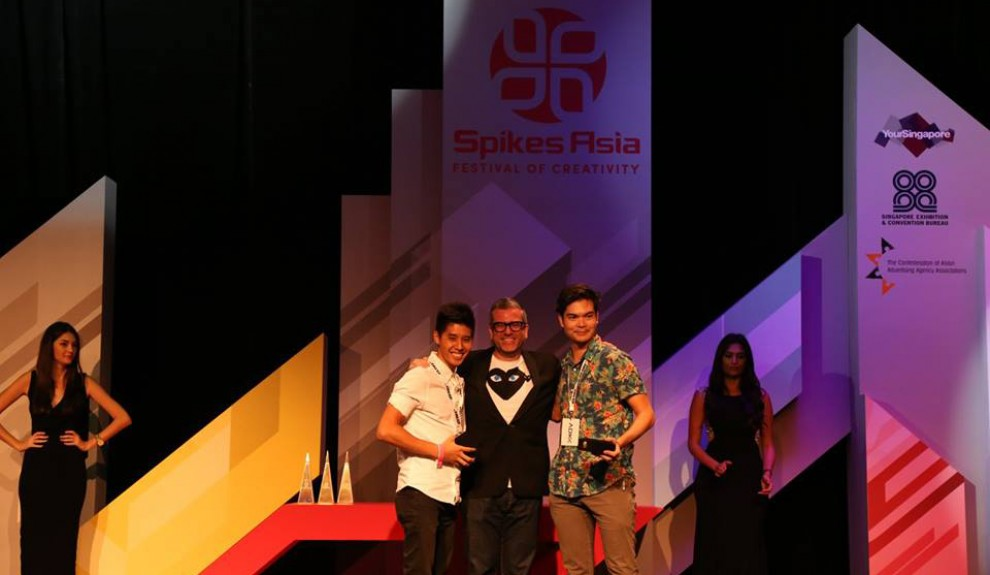 Leo Burnett's Young Creatives Shine at Spikes Asia 2015's Young Spikes Competition